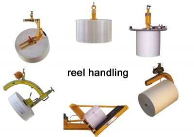 damage free reel handling